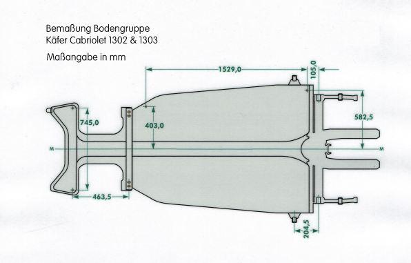 Bodengruppe 1302 & 1303