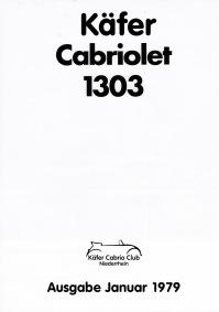 Prospekt Frontseite 1979
